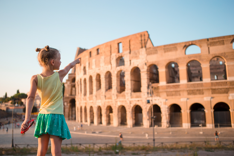 2021 Bucket List Rome Colosseum Dreamstime L 147539306