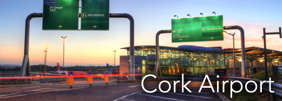 Cork Airport Entry