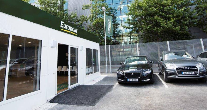 Car Rental Van Rental Ireland And Worldwide Europcar Ireland