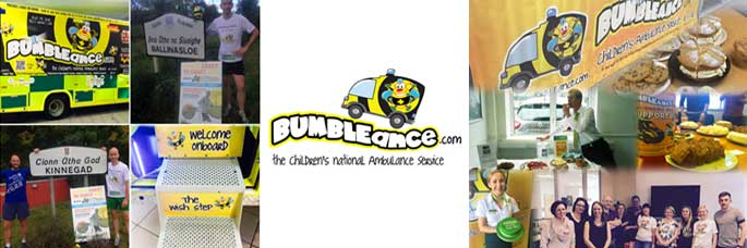 Europcar's fundraising events for BUMBLEance