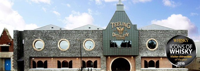 Teeling Distillery and Europcar partnership